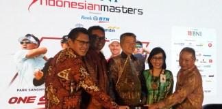 Turnamen golf Indonesia Masters 2018, di Royale Jakarta Golf Club, Jakarta Timur, 13-16 Desember mendatang, bakal semarak dengan kehadiran pegolf nomor satu dunia Justin Rose (Inggris), dan Henrik Stenson (Swedia). (Adt/NYSN)
