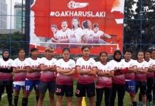 Usai menjalani turnamen nasional AIA Championship For Women 2018, sebanyak 16 pemain terbaik putri terpilih mengikuti kompetisi regional AIA Championship di Bangkok, Thailand. Kompetisi akan berlangsung Maret 2019. (detik.com)