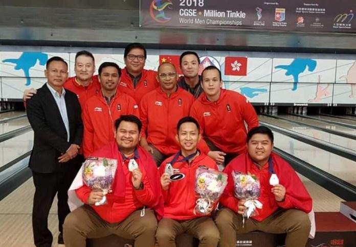 Tim Boling Indonesia sukses meraih medali perak pada Kejuaraan Dunia Team Trio Event, yang berlangsung di Hong Kong. Tim Indonesia 1 yang terdiri Hardy Rachmadian, Ryan Leonard Lalisang, dan Billy Muhammad Islam, takluk dari Amerika Serikat, dengan skor 551-632 (PB. PBI)