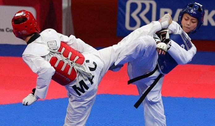 Marciano Norman, Ketua Umum PBTI mengatakan, ajang BRI Kejurnas Junior Taekwondo Indonesia 2018 kan menjadi sarana dalam mencari atlet-atlet junior untuk dipersiapkan menjadi pelapis tim senior, sekaligus regenerasi tim Taekwondo Indonesia. (Adt/NYSN)
