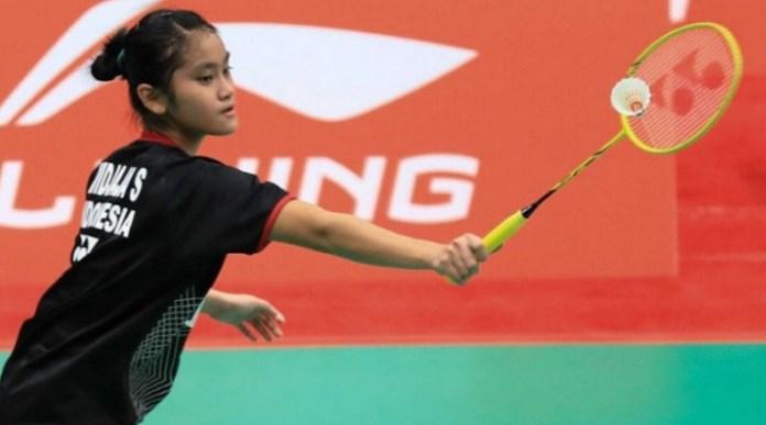 Stephani Widjaya menjadi atlet termuda yang menembus skuat Pelatnas Tunggal Putri PP PBSI 2019. Atlet kelahiran Jakarta 19 Februari 2003, yang membela PB Jaya Raya Jakarta itu, kini berstatus anggota Pelatnas Pratama. (tempo.co)