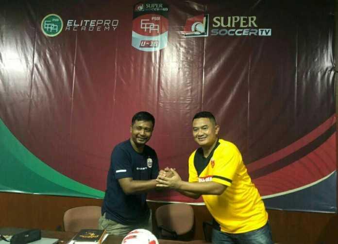 Tim Persija Jakarta U-16 ingin melanjutkan tren kemenangan saat bertandang ke markas Perseru Badak Lampung pada lanjutan Elite Pro Academy U-16. (persija.id)