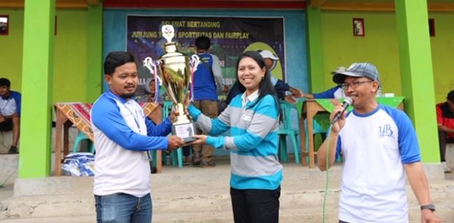 Legenda tenis Indonesia Yayuk Basuki menyebut pembinaan atlet usia dini di semua cabor bisa mendorong lahirnya atlet baru syarat prestasi. (rmoljateng)