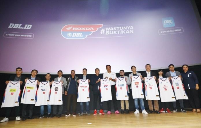 Honda DBL 2019 Tayangkan Langsung 100 Laga Basket dari Aceh Hingga Papua. (DBL Indonesia)