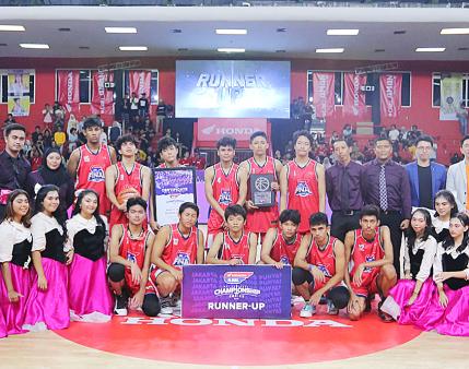 RUNNER-UP CHAMPIONSHIP - SMAN 71 JAKARTA