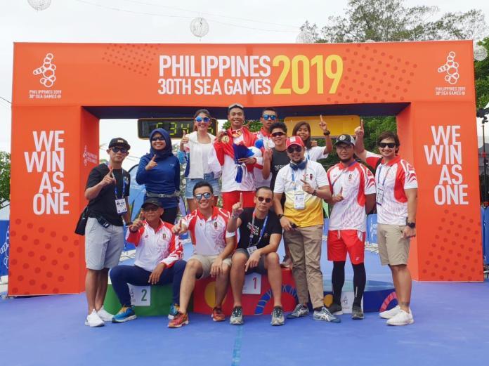 SEA Games 2019: Timnas Triathlon Sumbangkan 1 Medali Emas dan 3 Medali Perunggu untuk Indonesia