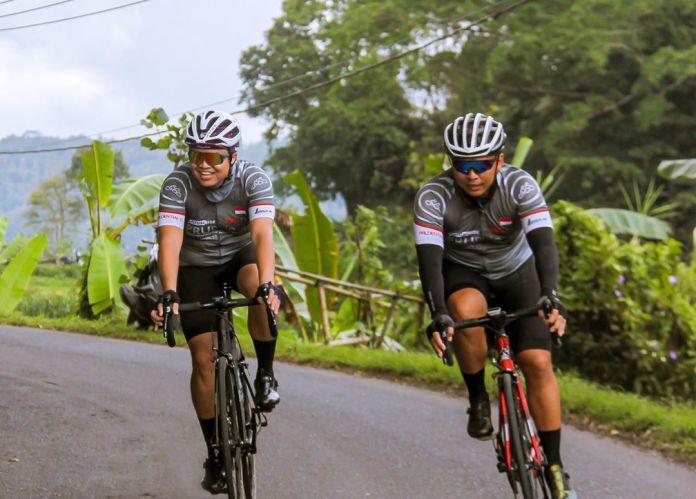 PRURide Indonesia 2020 - Dokumentasi pribadi para peserta