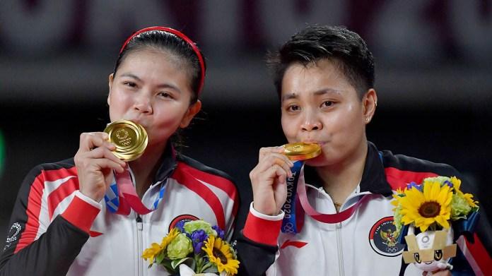 Sosok Apriyani Rahayu, Pebulutangkis Muda Peraih Medali Emas Olimpiade