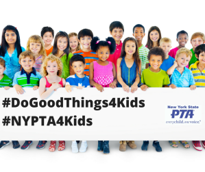 #DoGoodThingsForKids Masthead Picture of Children