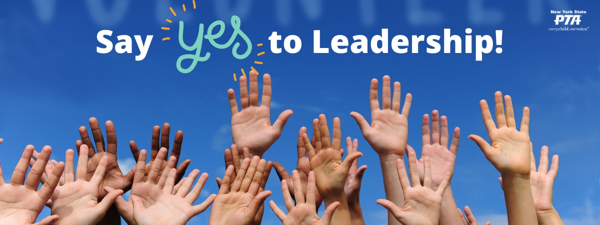 Say YES to Leadership