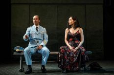 The Band's Visit: Sasson Gabay Joins the Still-Excellent Tony Winner