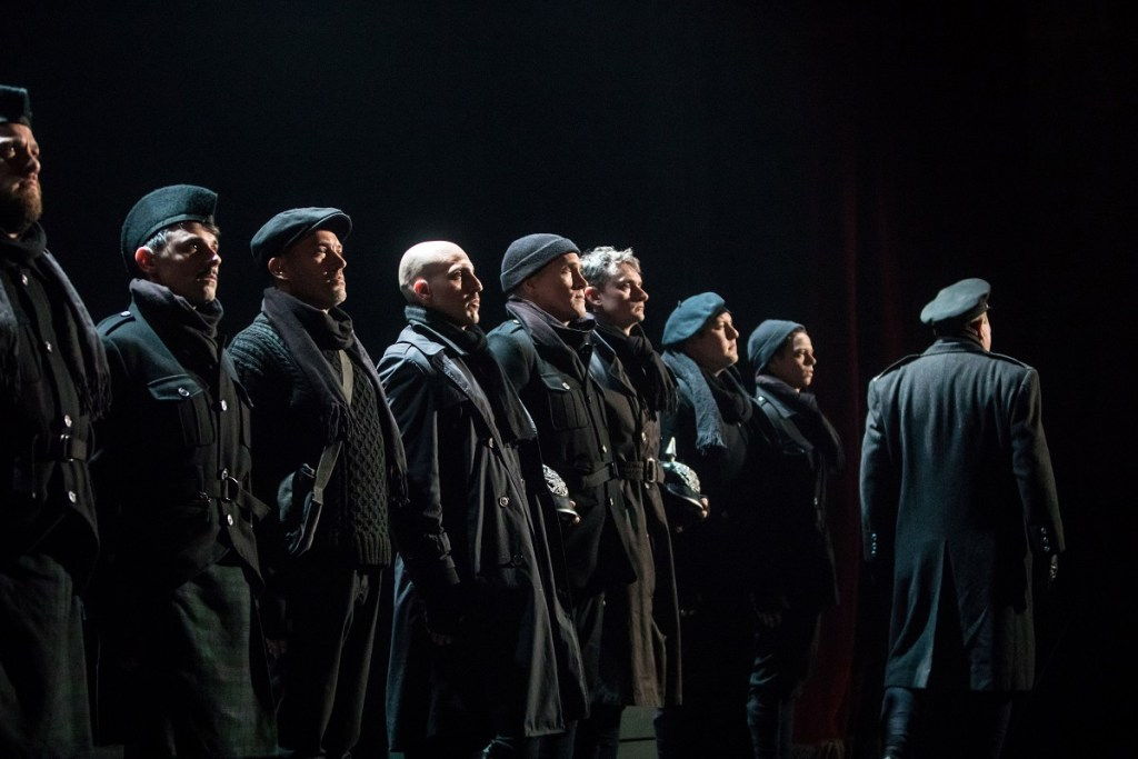 All Is Calm: A Poignant Music-Theater Account of WWI's