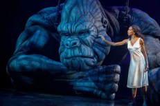 King Kong: B'way Agape Over Ape
