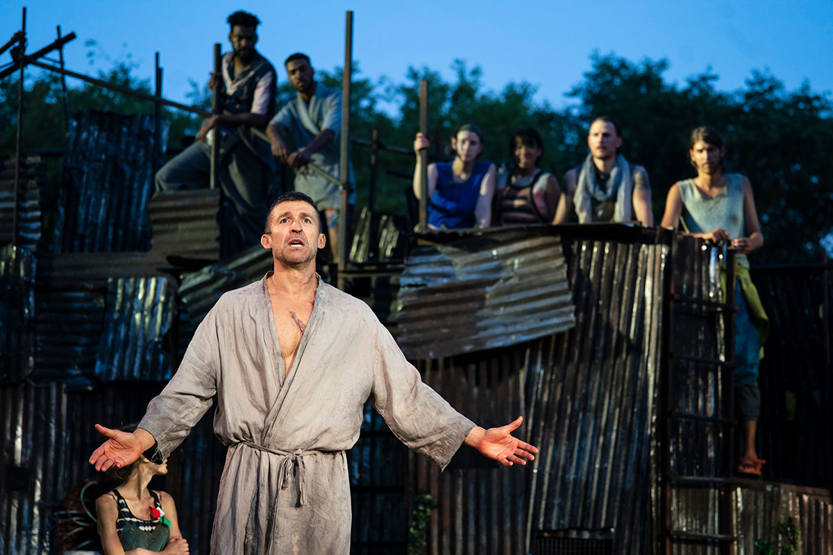 Coriolanus: A Poor Case for a Rarely Produced Play - New