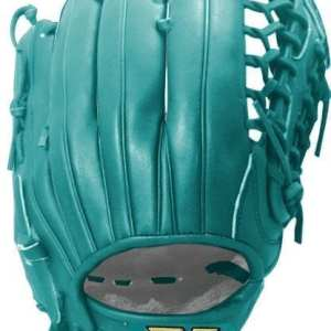 Buy a 1 color custom outfield glove.