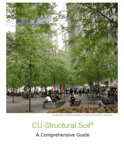 Cover of CU Soil guide