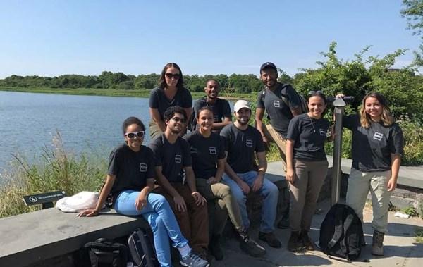 NAC summer interns 2017