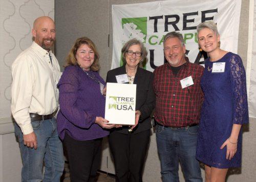 Tree Campus USA St Rose