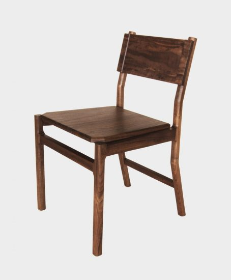 chair from black walnut in Warwick