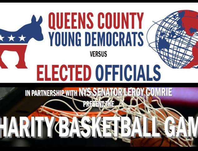 3rd Annual QCYD Charity Basketball Game