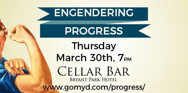 8th Annual Engendering Progress