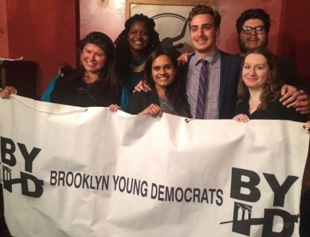 Brooklyn Young Democrats Executive Board