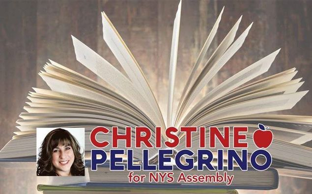 Christine Pellegrino for NYS Assembly