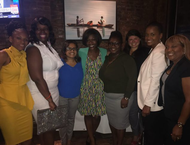 Brooklyn Young Democrats Women's Caucus Speakers