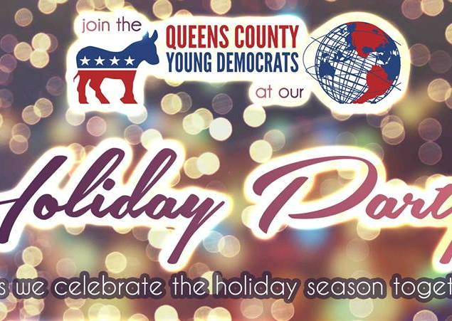 QCYD's Holiday Party