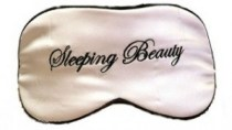 silk sleeping beauty eyemask