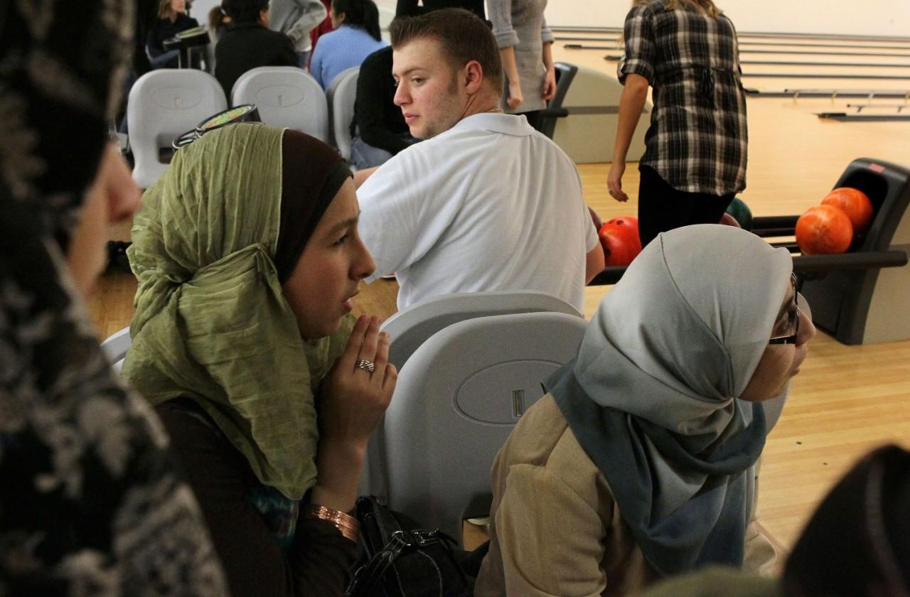 Resident Expert Growing Up Muslim In America