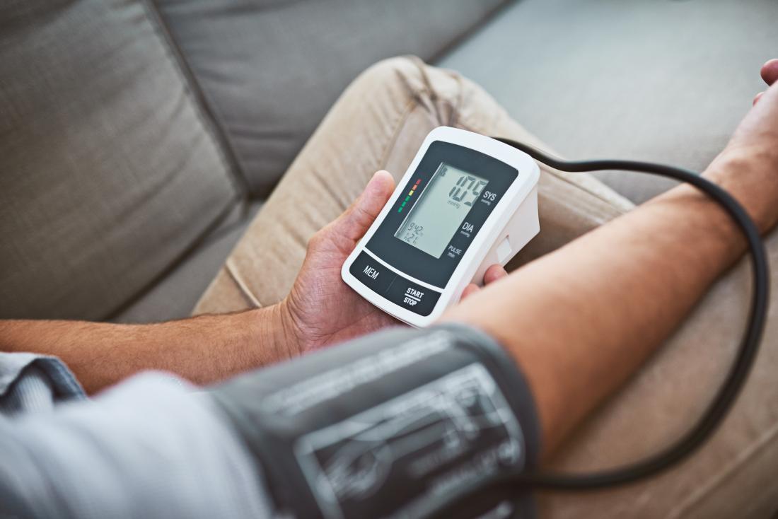 Mekkora a magas vérnyomás?
