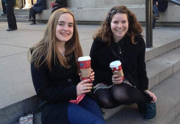 Two NYU freshman venture for ventis in Manhattan