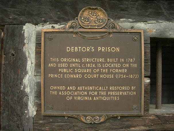 New School professor lectures on debtors' prisons
