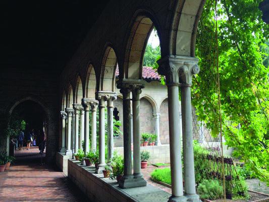 Cloisters Museum & Gardens (via Yelp)