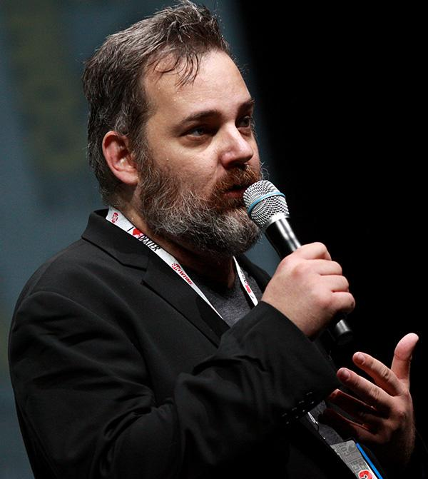 "Dan Harmon, creator of ""Community,"" released ""Harmontown"" on Oct. 3. // via wikipedia.org"