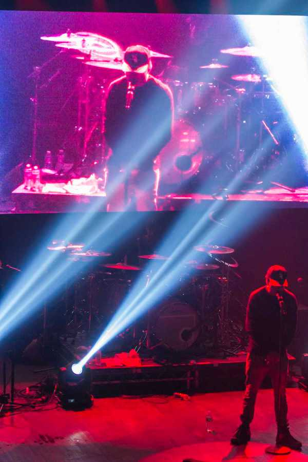 """The Tuesday performance was Chance's latest New York show since June and featured tracks from his 2013 mixtape, """"Acid Rap,"""" and his 2012 album, """"10 Day."""""""
