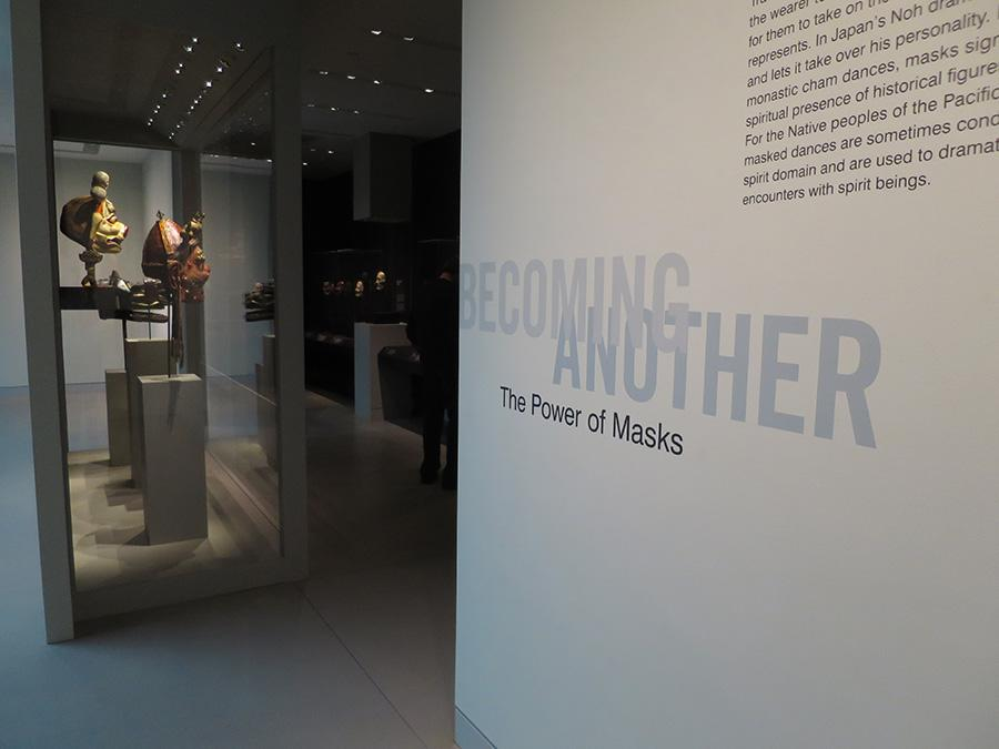 The+Becoming+Another+exhibit+explores+the+use+of+masks+in+diverse+Northern+Hemisphere+cultures%2C+from+Tibetan+and+Japanese+to+Native+American.