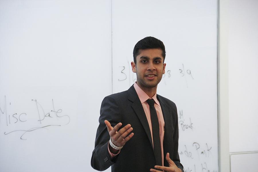Samir Goel was most recently awarded the Dalai Lama Fellowship in addition to becoming a Resolution Fellow for his work on his social venture, Transfernation.