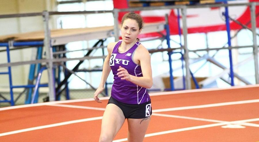 Caroline+Spring+took+fifth+in+the+500m+at+the+ECAC+DIII+Indoor+Championships.