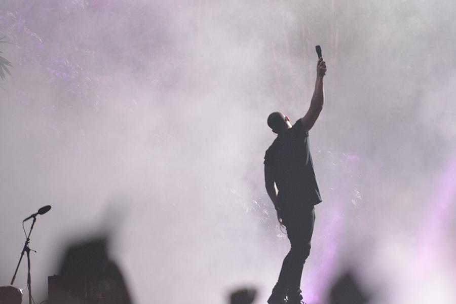 Drake headlining Friday night on the Governors Ball Stage.