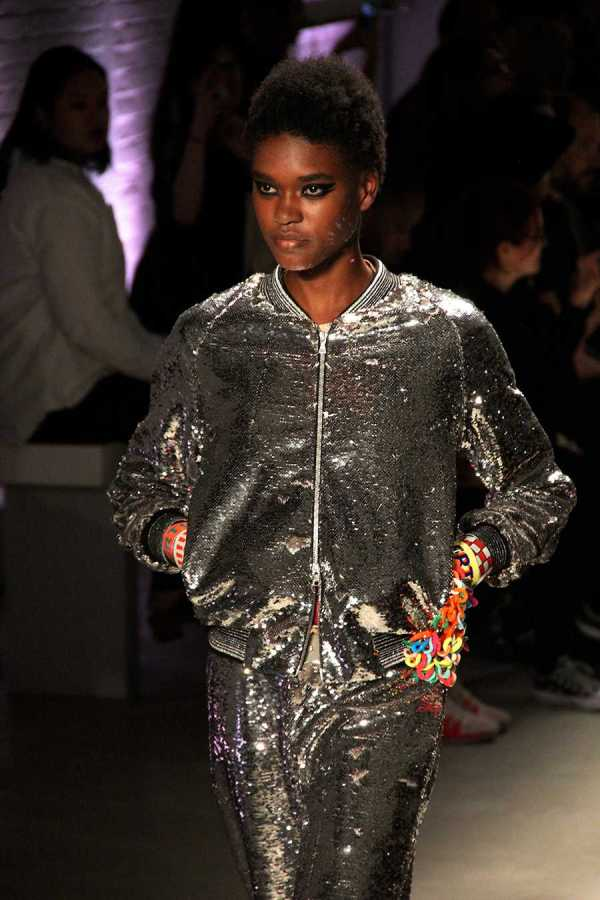 Libertine at New York Fashion Week.