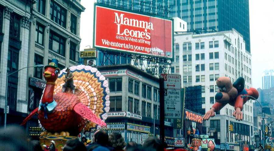 This year marks the 89th annual Macy's Thanksgiving Day Parade.