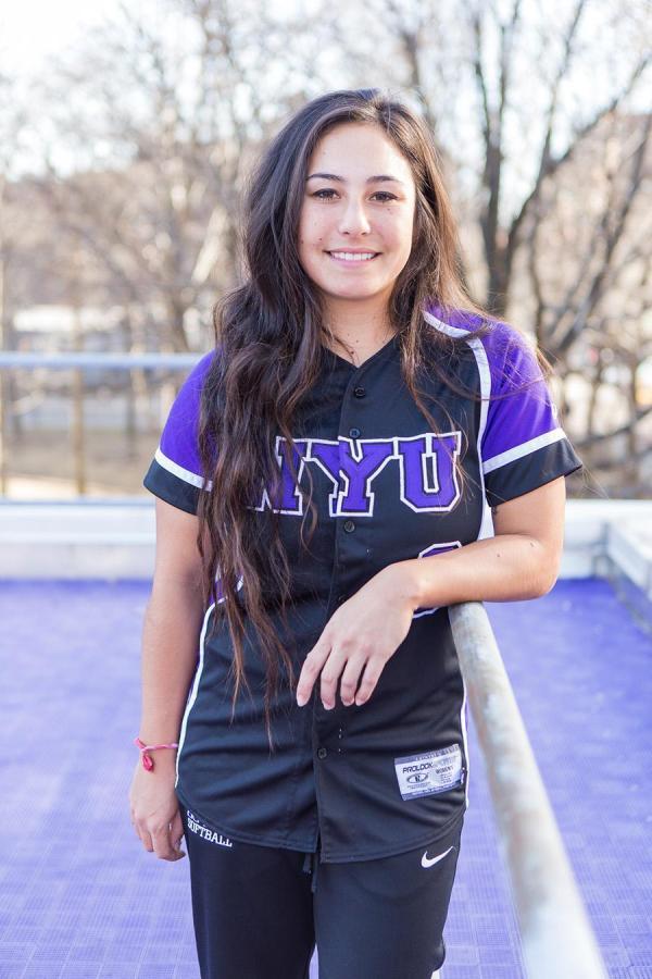 Kahala Bonsignore is a current Gallatin Senior on NYU's Women's Softball team.