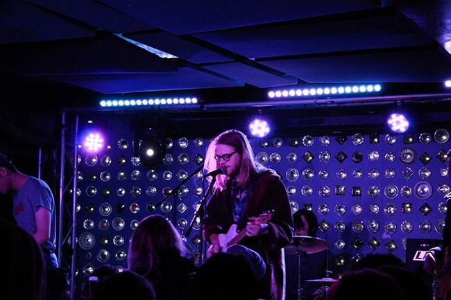 NYU band Field Trip opened for MOTHXR in Williamsburg last Friday night.