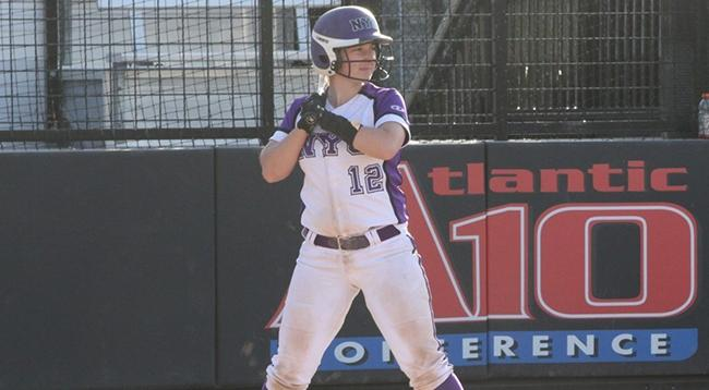 Sophomore Sage Scheiwiller has had a great start to the season with a four game hitting streak.