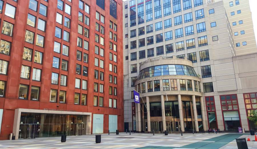 NYU Stern has just received a $1 million donation from Citi Foundation.