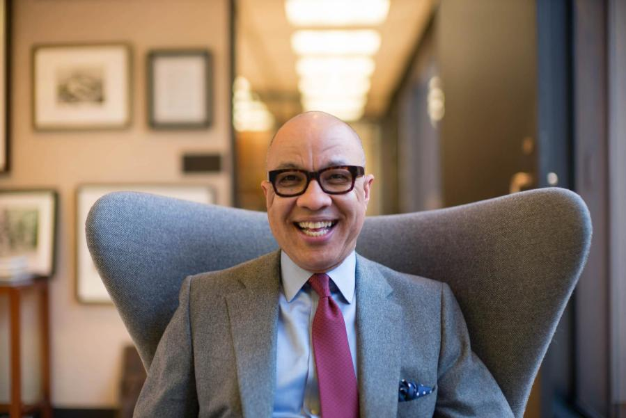 Darren Walker is the president of the Ford Foundation, which works to advance human welfare globally.
