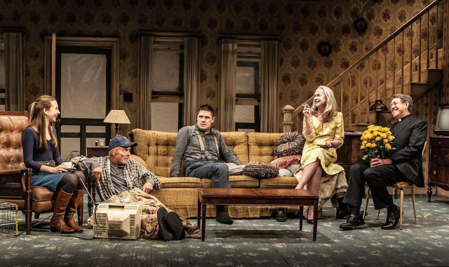 """Sam Shepard's Pulitzer Prize-winning play, """"Buried Child"""" returns 20 years after its last New York production."""