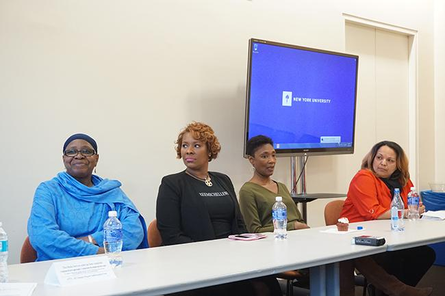 As a part of NYUs Womens Herstory Month, the Incarceration to Education Coalition hosted a panel with formerly incarcerated women to share their stories.